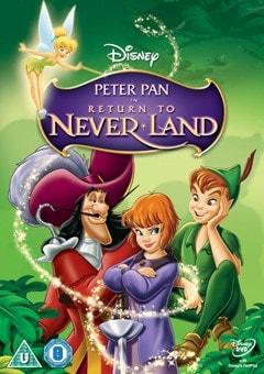 Peter Pan: Return to Never Land (Disney) - 1