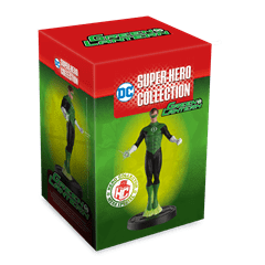 Green Lantern: DC Mega Figurine (online only) Hero Collector - 4