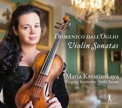 Domenico Dall'Oglio: Violin Sonatas - 1