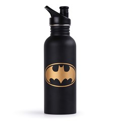 Batman Logo Water Bottle - 1