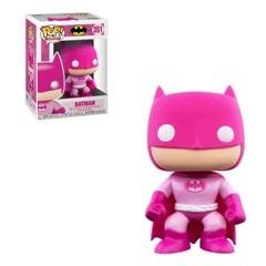 Batman (351) Breast Cancer Awareness DC Pop Vinyl - 2