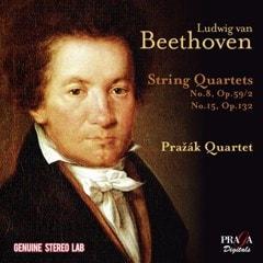 Ludwig Van Beethoven: String Quartets No. 8, Op. 59/2... - 1