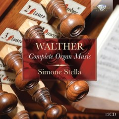 Walther: Complete Organ Music - 1
