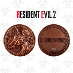 Resident Evil Replica: Unicorn Medallion (online only) - 2
