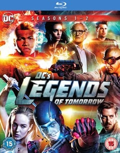 DC's Legends of Tomorrow: Seasons 1-2 - 1