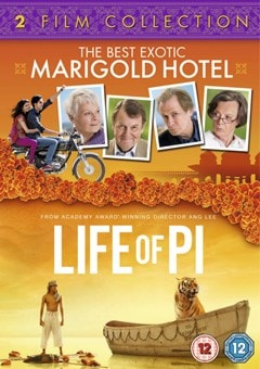 The Best Exotic Marigold Hotel/Life of Pi - 1