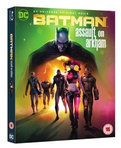 Batman: Assault On Arkham - 2