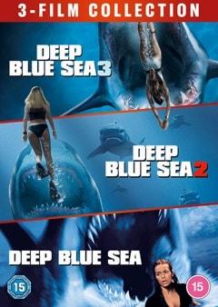 Deep Blue Sea: 3-film Collection - 1