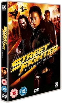 Street Fighter: The Legend of Chun-Li - 1