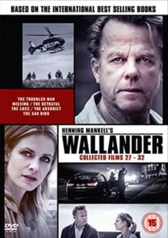 Wallander: Collected Films 27-32 - 1