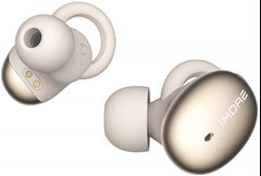 1More E1026BT Gold True Wireless Bluetooth Earphones - 1