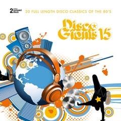 Disco Giants - Volume 15 - 1