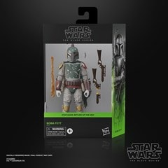 Boba Fett: Deluxe: The Black Series: Star Wars Action Figure - 6