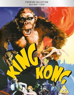 King Kong (hmv Exclusive) - The Premium Collection - 1