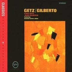 Stan Getz and Joao Gilberto - 1