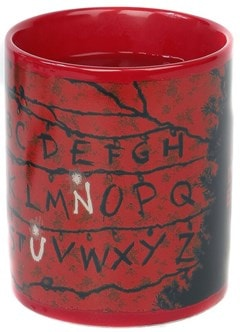 Stranger Things: Letters Heat Change Mug - 3