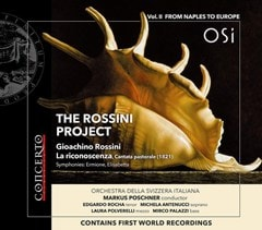The Rossini Project: From Naples to Europe - Volume II - 1