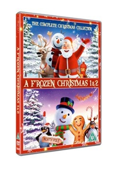 A Frozen Christmas: The Collection - 2