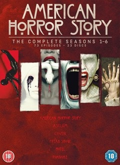 American Horror Story: The Complete Seasons 1-6 - 1