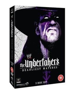 WWE: Undertaker's Deadliest Matches - 2