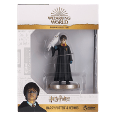 Harry Potter and Hedwig Year 1 Figurine: Hero Collector - 3