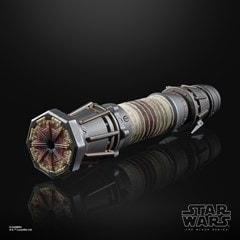 Rey Skywalker: Star Wars Black Series  Force Fx Elite Lightsaber - 8