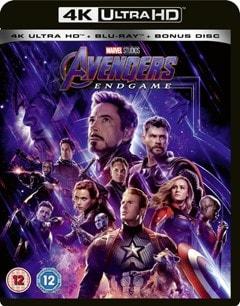 Avengers: Endgame - 3