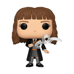 Hermione With Feather (113) Harry Potter Pop Vinyl - 1