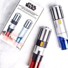 Star Wars Lightsaber Electric Salt & Pepper Mill Grinder - 3