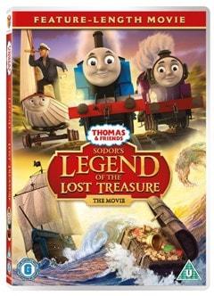 Thomas & Friends: Sodor's Legend of the Lost Treasure - The Movie - 2