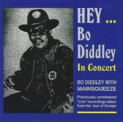 Hey... Bo Diddley: In Concert - 1