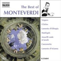 The Best of Monteverdi - 1