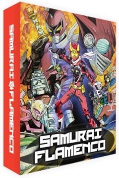 Samurai Flamenco: Complete Series - 2
