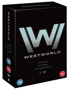 Westworld: Seasons 1-3 - 2