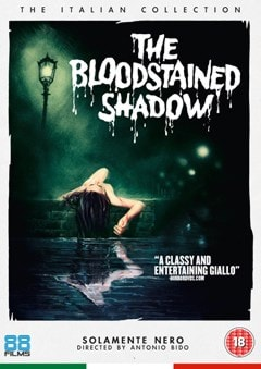 The Bloodstained Shadow - 1