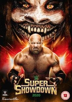 WWE: Super Showdown 2020 - 1