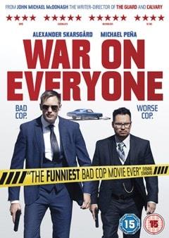 War On Everyone - 1