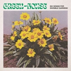 Six Songs for Invisible Gardens: Green Coloured Vinyl (LRS IAOTY) - 1