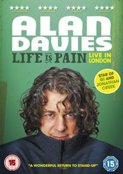 Alan Davies: Life Is Pain - 1