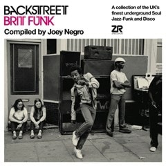 Backstreet Brit Funk: Compiled By Joey Negro - Volume 1 - 1