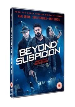 Beyond Suspicion - 2