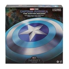 Captain America Stealth Shield Hasbro Marvel Legends - 2