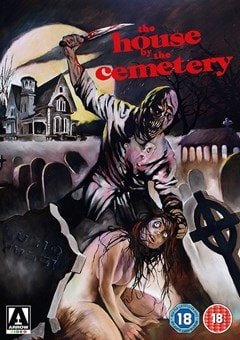 The House By the Cemetery - 1
