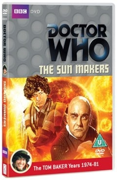 Doctor Who: The Sun Makers - 1