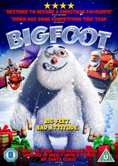 Bigfoot - 1