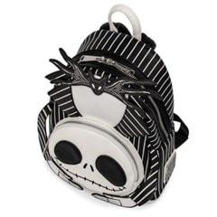 Nightmare Before Christmas: Headless Jack Skellington Mini Loungefly Backpack - 4