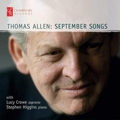 Thomas Allen: September Songs - 1