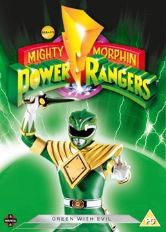 Power Rangers: Green With Evil - 1