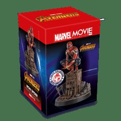 Spiderman on Roof: Marvel Mega Figurine: Hero Collector - 5