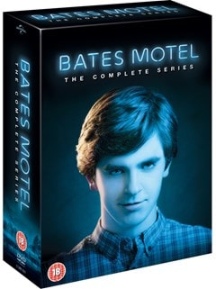 Bates Motel: The Complete Series - 2